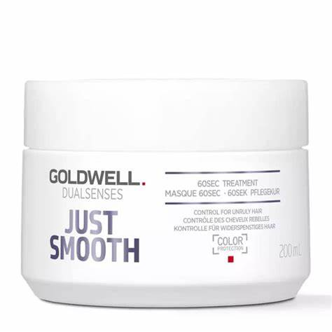 Goldwell Just Smooth 60 Second treatment