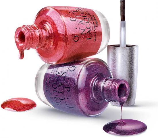 OPI Nail Polish Bottles