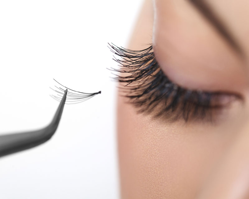 Eyelash Extensions Interlude Spa